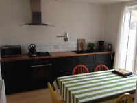 Topsham: Large double bedroom in newly renovated house