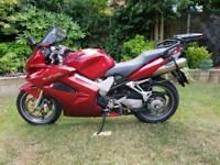 Honda VFR800F ABS MOTORBIKE