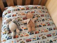 Mamas & Papas Cot & Junior Bed