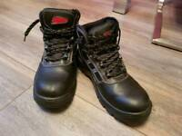 Safety boots 42 UK 8