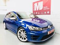 "2014 VW GOLF 2.0 TSI R ** 19"" ALLOYS ** SAT/NAV"