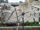 Raleigh zenith Reynolds 501 steel frame needs wheels