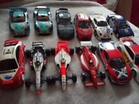 Scalextric cars all working