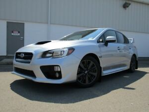 2015 Subaru WRX Sport-tech Package