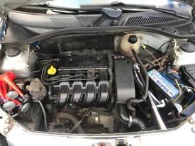 Mk2 Renault Clio