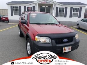 2005 Ford Escape XLT !!! $4000 ON THE ROAD!!!