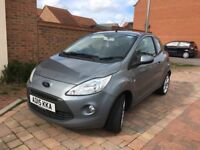 Ford KA 1.2 Zetec 3dr (start/stop) FSH and low mileage