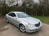 Mercedes-Benz E Class 2.1 E220 CDI Avantgarde Facelift Automatic, Full Service History (10 Stamps)