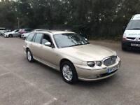 Rover 75 cdt connoisseur estate diesel excellent car!!!