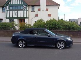 2011 Saab 9-3 Linear SE Convertible 2.0 Turbo **Price Reduced**