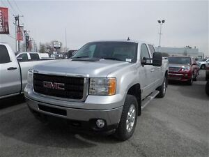 2012 GMC Sierra 3500HD SLT | Leather | Rem. Start | Heated Seats