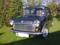 Rover Mini Sidewalk. 1.3spi Limited edition 1995, N reg