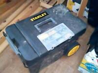 "Stanley 24"" Pto Mobile Tool Chest"