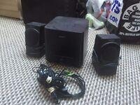 SONY SRS-04 SPEAKER SYSTEM