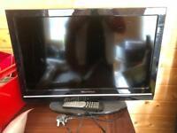 "Techwood 26"" HD TV / DVD Combi."