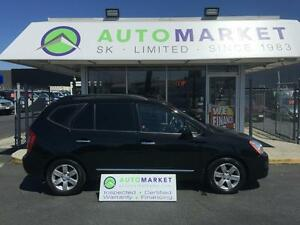 2009 Kia Rondo EX V6 DVD 7 PASS. WARRANTY!!