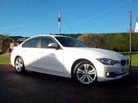 2013 BMW 320 D EFFICIENTDYNAMICS* LOW MILES *£20 ROAD TAX!!!