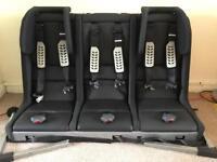 MultiMac 1000 + 1x MiniMac + 2x YLVA Headrests + 2x Fitting Kits + 1x Replacement Buckles