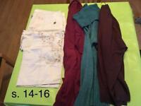Ladies bundle of clothes size 14-16