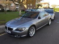 BMW 6 series 630i Msport (RED LEATHER) EXCELLENT CONDITION