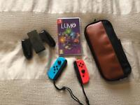 Nintendo Switch Game & Accessory Bundle