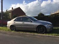 Lexus is200 LE potential drift car