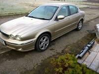 jaguar x-type awd 2001 2967cc