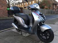 Honda PS 125 2012 in good condition for sale £1250