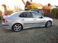 Saab 9.3 2.8 Saloon With Hirsch Performance Factory Upgrade