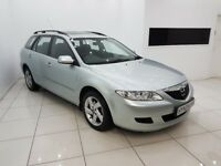 MAZDA6 2.0 TD TS2 5 DOOR ESTATE - LOW MILES DIESEL - £0 DEPOSIT FINANCE