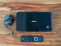 Philips Freeview box digital receiver & remote DTR5520