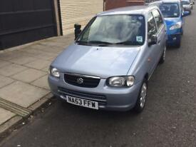 Suzuki Alto £30 Road tax. Cheap insurance. Best And Cheapest City Car. Only 25K driven.