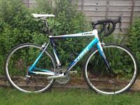 Trek 1.9, road bike, shimano 105 size 56