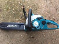 Makita dcs4610 chainsaw