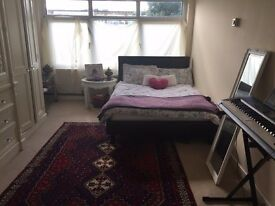 One Large Double Bedroom Flat