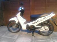 Honda anf125. (innova)