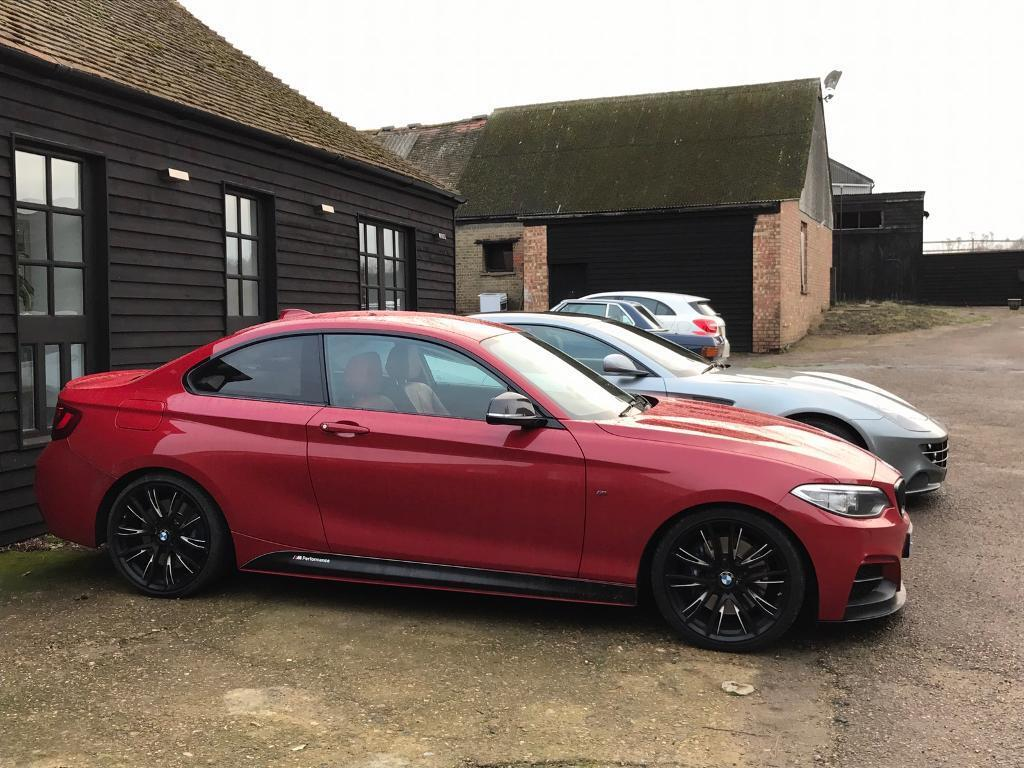 BMW m235i High Spec Only 20000 miles with full M Performance