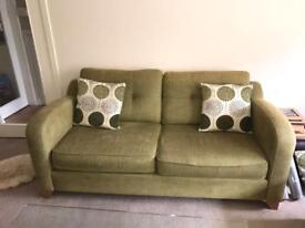 Sofa x2 plus 1 chair