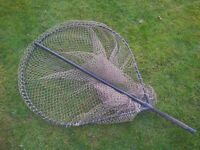 Dave Lumb DLST boat/lure net with lure weave mesh
