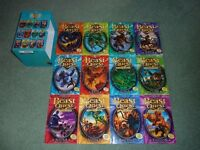 Beast Quest Books - Box set of 12 books in very good condition, have never been read.
