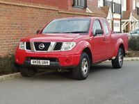 Nissan Navara 2.5 DCI King Cab D40 (2006/06 Reg) + GENUINE 138K + FSH + 1 OWNER FROM NEW + RARE +