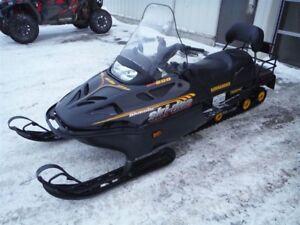2003 Ski-Doo Skandic 600