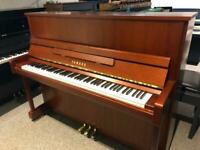 2013 Yamaha B3 Satin Natural Cherry - 5 Yr Warranty, Free Delivery & Matching Stool