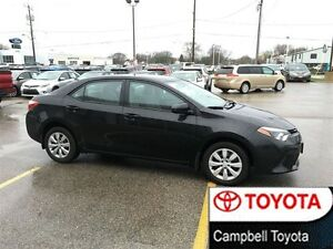 2014 Toyota Corolla LE ONE PRICE---NO HASSLE PRICING THIS WEEK O