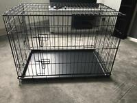Large dog crate. In box never used