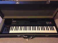 Ensoniq EPS 16 Plus sampler synthesizer, RARE VINTAGE