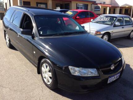 2007 Holden Commodore UPGRADE Wagon O Pearsall Wanneroo Area Preview