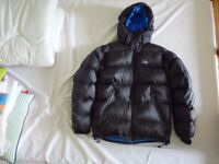 Rab Neutrino Endurance Down Jacket. Small