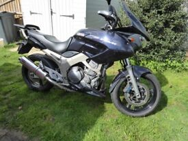 Yamaha TDM 900, 2002. 26500 miles, new MOT, sensible extras. Good all round condition.