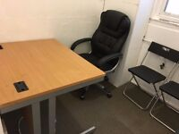 office room to let on bethnal green road @ E2 6AH all bills inclusive cheapest rent available now!!!